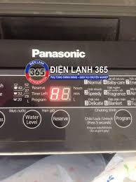 Khắc phục máy giặt Panasonic báo lỗi H01 như thế nào? - Điện Lạnh 365