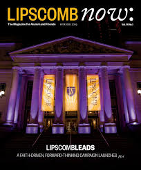 Lipscomb Now Summer 2019 by Lipscomb University - issuu