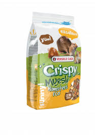 <b>Versele Laga Crispy Muesli</b> Hamster Food 1kg | Foss Feeds