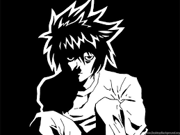 L Wallpapers Wallpapers,Death Note ...