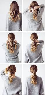 Second Day Curly Hairstyles Best 20 Curly Hair Ponytail Ideas On Pinterest Pony Tails