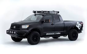 Toyota Shows Customized Tacomas, Tundra, and 2012 Camry Pace Car ...