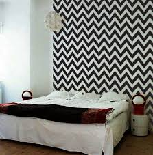 chevron full wall decal trading phrases