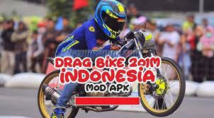 drag bike racing mod indonesia