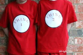 simple thing 1 and thing 2 costumes