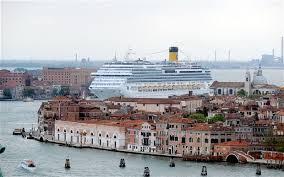 Touch Vegas Telegraph Ships Vulgar Of - Las Cruise Venice Bringing To