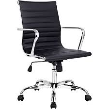 office chair images. Replica Charles \u0026 Ray Eames PU Leather Executive Office Chair, Black Chair Images