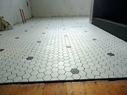 hex tiles for bathroom floors black hexagon tile bathroom black and white hexagon bathroom floor tile