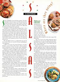 Recipe Page Layout Magazine Page Layout Joe Dandridge Portfolio