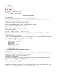 chicago midwest asmp official chapter blog asmp chicago midwest is looking for an administrative coordinator this is a paid position the job description is listed in the attached jpg