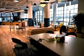 Share Space Look Inside Downtowns Newest Co Working Space Spaces