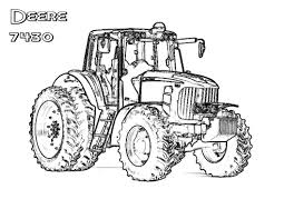 Small Picture Beautiful Tractor Coloring Pages John Deere Photos Coloring Page