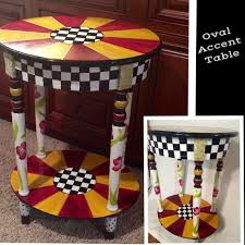 whimsical painted furnitureViac ako 25 najlepch npadov na Pintereste na tmu Whimsical