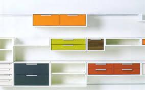 wall mounted modular storage systems