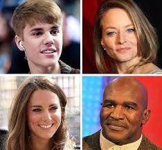 2012 Milestone Celebrity Birthdays Milestone Birthdays In 2012 Mszan