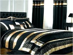 gold bed in a bag queen black and gold bed set black and gold bedding sets