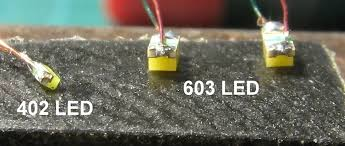 using smd leds i am going to show you how to connect the leads to a smd led yourself this saves the labour cost involved units leads attached