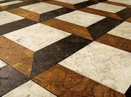 modern floor pattern design.  Pattern Cork Tile Flooring  Warm And Attractive Design Ideas With Modern Floor Pattern H