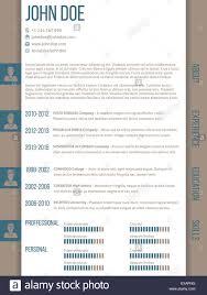 modern curriculum vitae cv resume template design side stock modern curriculum vitae cv resume template design side categories