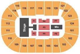 Tsongas Center Tickets Seating Charts And Schedule In