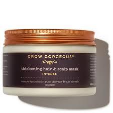 grow gorgeous thickening hair scalp mask intense 280ml at skincarerx