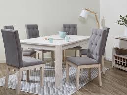 White Wash Dining Table New Whitewashed Reclaimed Wood Satori Design