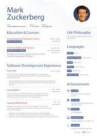 Mark Zuckerberg Resume Template Best of Ceo Resume Templates Best Sample Mark Zuckerberg S Ceo Line Resume