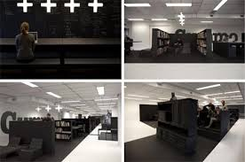 modern interior office. Simple Office Upcycled Office Furniture Design On Modern Interior