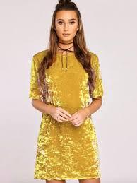 Bodycon Dress <b>Women</b> Velour Short Sleeve Round Neck 2019 ...