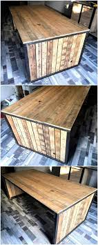 reclaimed wood pallet bench. Creative DIY Ideas With Reclaimed Wood Pallets. Pallet Table Bench D