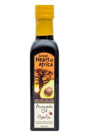 <b>Масло авокадо</b> со вкусом чеснока <b>Great</b> Hearts of Africa, 250 мл