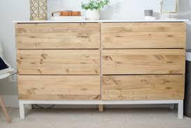 DIY Tarva Dresser Hack (via Shelterness)