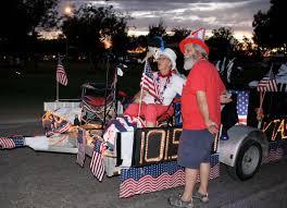 Las Cruces Light Parade Route Ktal Float Joins Electric Light Parade Armada Lccr Sandbox