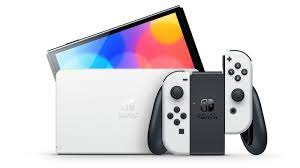 Switch OLED Model with 7-inch display