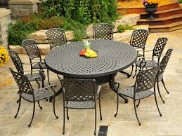 Aluminum Patio Table Set