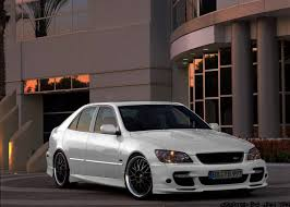 Lexus IS300 v2 by apexi957 on DeviantArt