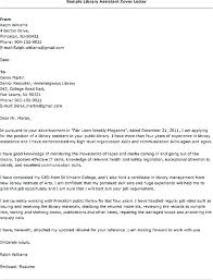 cover letter for librarians employment cover letter format cover letters for jobs applications
