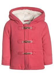 tom tailor kids coats winter coat berry red tom tailor schuhe low
