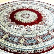 bathroom area rugs target bath and towels fieldcrest circle rug 8 feet round 4 foot yellow