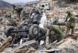 The japan meteorological agency said the quake struck tuesday night at 10:22, or 9:22 a.m. Japanese Govt Panel Predicts Earthquake Of 9 Magnitude Tsunami Of 30 M