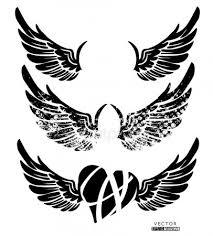 Tetování Anděl Stock Fotografie Royalty Free Tetování Anděl Obrázky