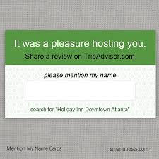 Mention My Name Cards