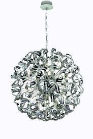 elegant lighting 2068g43c ec tiffany 30 light large crystal chandelier in chrome with elegant cut crystal clear