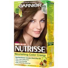 garnier nutrisse nourishing hair color creme browns 61 light ash brown mochacinno 1 kit walmart