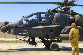 Boeings New Version Of The Ah 64 Apache Attack Helicopter Might Be