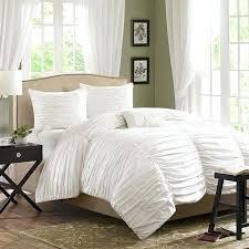 white duvet cover queen sets 100 cotton