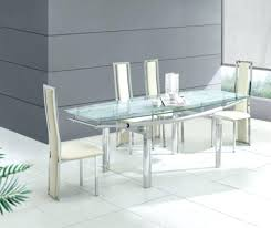 glass contemporary dining tables and chairs. modern glass dining room table mitventures co contemporary tables and chairs