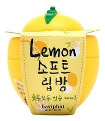 <b>Маска ночная осветляющая с</b> экстрактом лимона Lemon ...
