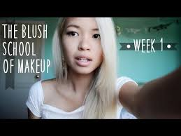 blush of makeup week 1 introduction typical day