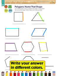 Kids Math-Geometry Worksheets(Grade 3) on the App Store